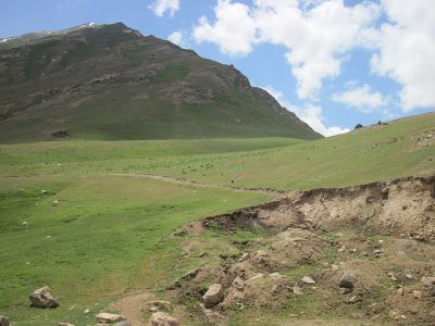 Babusar Top – Highest point in Kaghan Valley